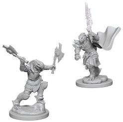 Dungeons And Dragons: Nolzurs Marvelous Miniatures - Dragonborn Female Fighter