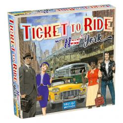 Ticket to Ride Express: New York City 1960 Board Game