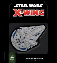 Star Wars: X-Wing (Second Edition) – Landos Millennium Falcon Expansion Pack