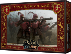 A Song of Ice and Fire: Tabletop Miniatures Game – Lannister Crossbowmen
