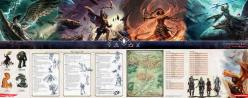 Dungeons and Dragons: Elemental Evil DM Screen