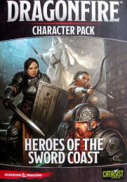 Dungeons and Dragons - Dragonfire: Character Pack – Heroes of the Sword Coast