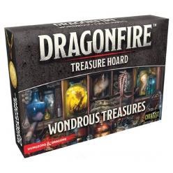 Dungeons and Dragons - Dragonfire Wonderous Treasures - Magic Items Deck 1