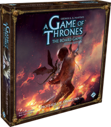 A Game of Thrones: The Board Game (Second Edition) – Mother of Dragons