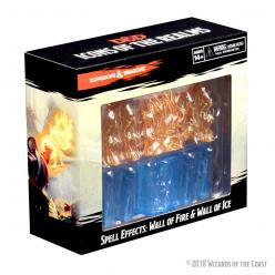 Dungeons and Dragons - Spell Effects: Wall of Fire and Wall of Ice