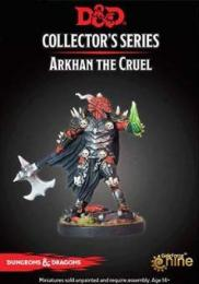 Dungeons and Dragons Collectors Series - Arkhan the Cruel Dragonborn New Sculpt with Necro Hand