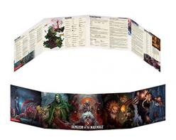 Dungeons and Dragons - Dungeon of The Mad Mage DM Screen