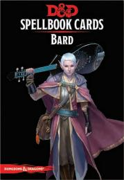 Dungeons and Dragons - Spellbook Cards: Bard (128 cards)