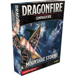 Dungeons and Dragons Dragonfire: Campaign – Moonshae Storms