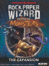 Dungeons and Dragons: Rock Paper Wizard – Fistful of Monsters