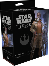 Star Wars: Legion – Rebel Specialists Personnel Expansion
