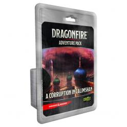 Dungeons and Dragons: Dragonfire - A Corruption in Calimshan Adventure Pack