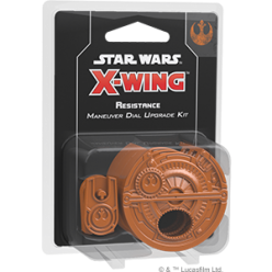 Star Wars X-Wing: Resistance Maneuver Dial Upgrade Kit