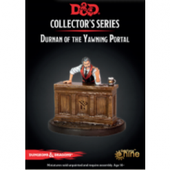 Dungeons and Dragons Collectors Series: Durnan of the Yawning Portal