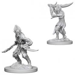 Dungeons and Dragons: Nolzurs Marvelous Unpainted Miniatures - Githyanki