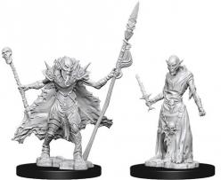 Dungeons and Dragons: Nolzurs Marvelous Unpainted Miniatures - Ghouls