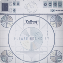 Fallout: Please Stand By Gamemat