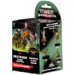 Dungeons and Dragons Fantasy Miniatures: Tomb of Annihilation - Booster Pack