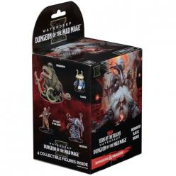 Dungeons and Dragons Fantasy Miniatures: Waterdeep Dungeon of the Mad Mage - Booster Pack