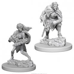 Dungeons and Dragons: Nolzurs Marvelous Unpainted Miniatures - Drow