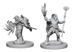 Dungeons and Dragons: Nolzurs Marvelous Unpainted Miniatures - Elf Male Wizard