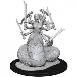 Dungeons and Dragons: Nolzurs Marvelous Unpainted Miniatures - Marilith