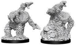 Dungeons and Dragons: Nolzurs Marvelous Unpainted Miniatures - Xorn