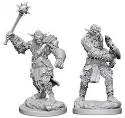 Dungeons and Dragons: Nolzurs Marvelous Unpainted Miniatures - Bugbears