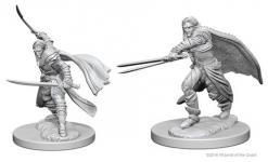 Dungeons and Dragons: Nolzurs Marvelous Unpainted Miniatures - Elf Male Ranger