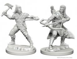Dungeons and Dragons: Nolzurs Marvelous Unpainted Miniatures - Human Male Ranger