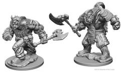 Dungeons and Dragons: Nolzurs Marvelous Unpainted Miniatures - Orcs