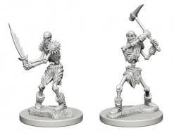 Dungeons and Dragons: Nolzurs Marvelous Unpainted Miniatures - Skeletons