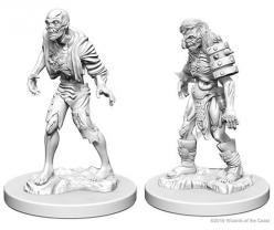 Dungeons and Dragons: Nolzurs Marvelous Unpainted Miniatures - Zombies