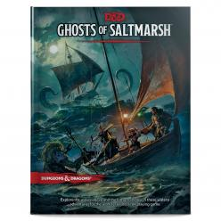 Dungeons and Dragons Ghosts of Saltmarsh