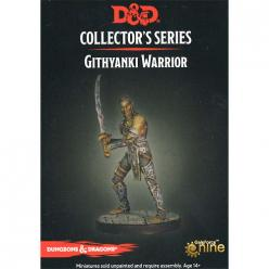 Dungeons and Dragons Collectors Series: Dungeon of the Mad Mage - Githyanki Warrior