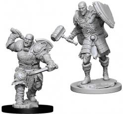 Dungeons and Dragons: Nolzurs Marvelous Unpainted Miniatures - Male Goliath Fighter