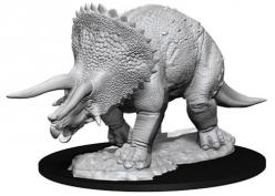 Dungeons and Dragons: Nolzurs Marvelous Unpainted Miniatures - Triceratops