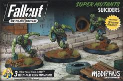 Fallout: Wasteland Warfare - Super Mutants Suiciders