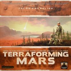 Terraforming Mars Insert V2