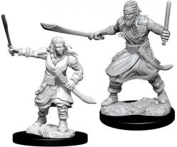 Dungeons and Dragons: Nolzurs Marvelous Unpainted Miniatures - Bandits