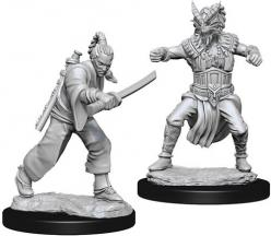 Dungeons and Dragons: Nolzurs Marvelous Unpainted Miniatures - Male Human Monk