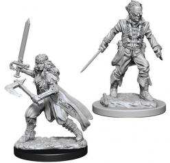Dungeons and Dragons: Nolzurs Marvelous Unpainted Miniatures - Vampire Hunters