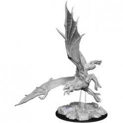 Dungeons and Dragons: Nolzurs Marvelous Unpainted Miniatures - Young Green Dragon
