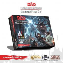 Dungeons and Dragons Nolzurs Marvelous Pigments Monster Paint Set