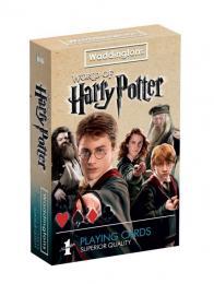 Carti de joc Waddingtons Harry Potter