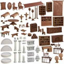 Terrain Crate: Adventurers Crate