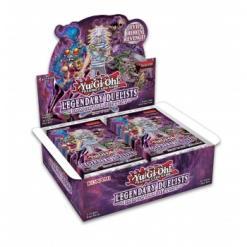 Yu-Gi-Oh!  - Legendary Duelists: Immortal Destiny - Booster