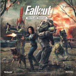 Fallout: Wasteland Warfare - Two Player PVC Starter Set