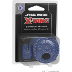 Star Wars X-Wing: Separatist Alliance Maneuver Dial Upgrade Kit