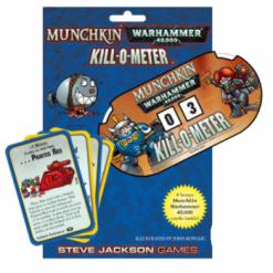 Munchkin Warhammer 40,000 – Kill-O-Meter